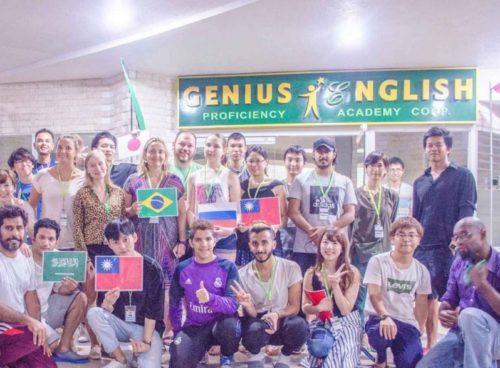 CEBU Genius English