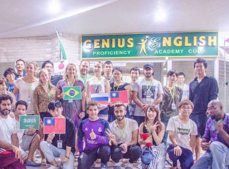 CEBU Genius English